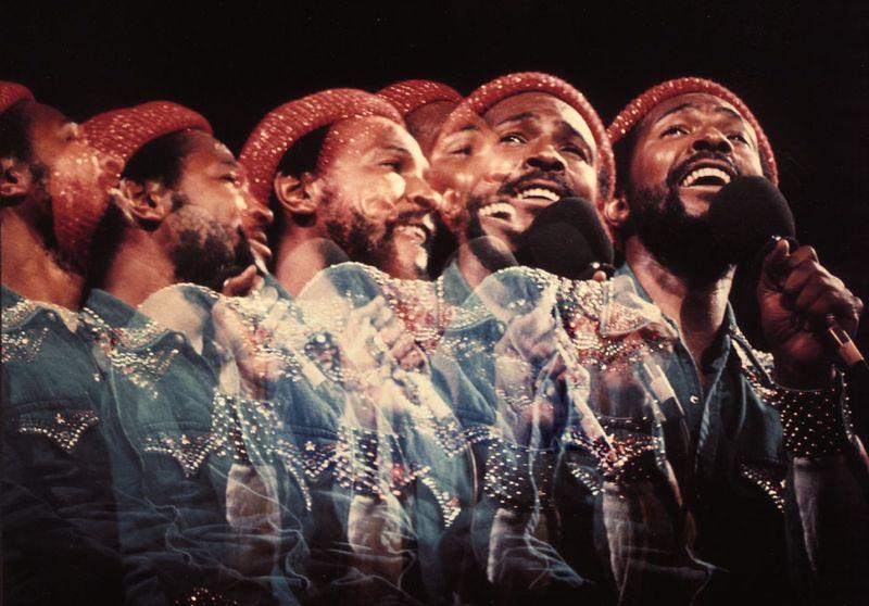 Marvin Gaye Live